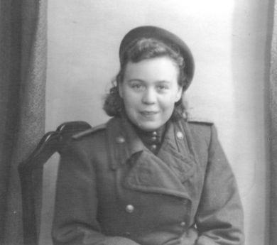 Пашкова Зинаида Ильинична