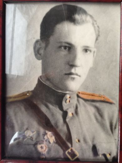 Кравцов Иван Павлович