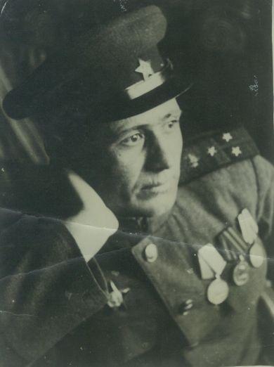 Лазарев Алексей Антропович