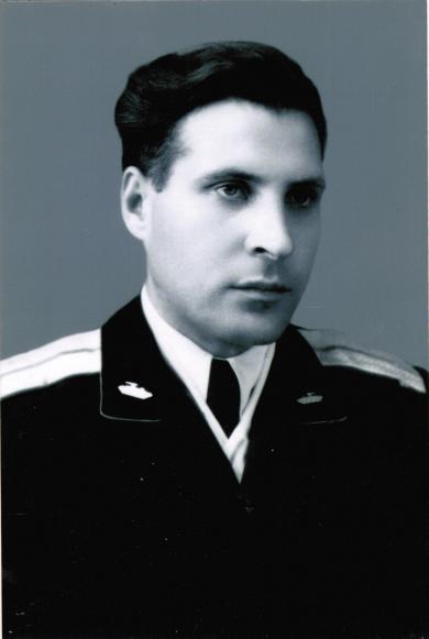 Батуров Николай Еремеевич