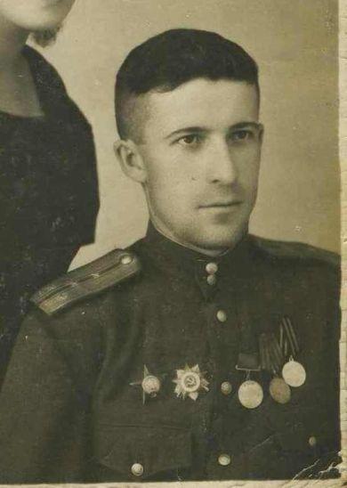 Вавилов Григорий Савельевич