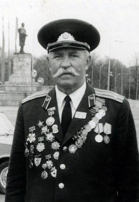 Кандауров Иван Зотьевич