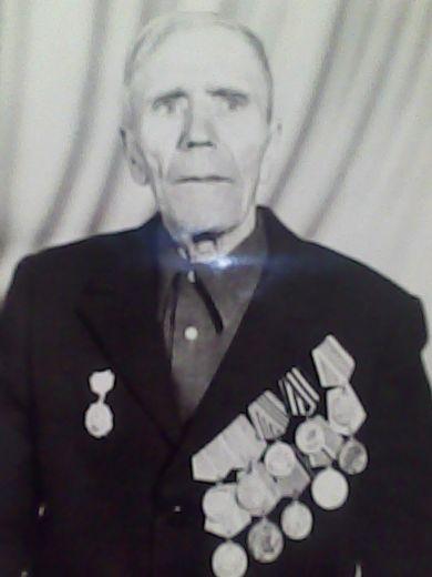Прозор Гаврил Назарович