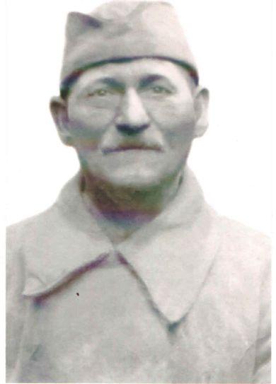 Мерзляков Гаврил Федорович