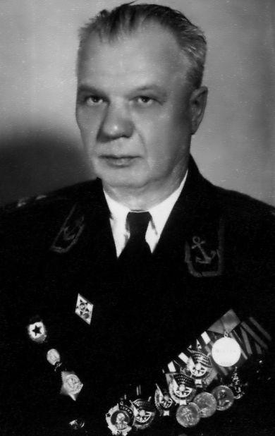 Нестеров Пётр Иванович