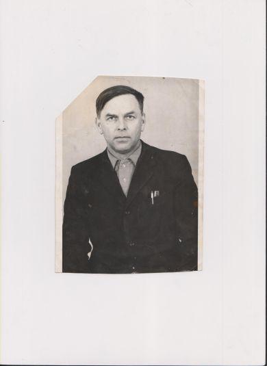 Леонтьев Михаил Петрович