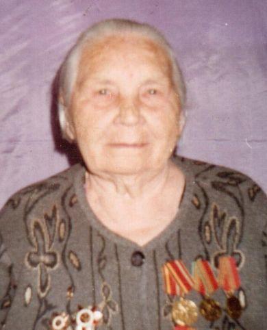 Кравцова Мария Васильевна