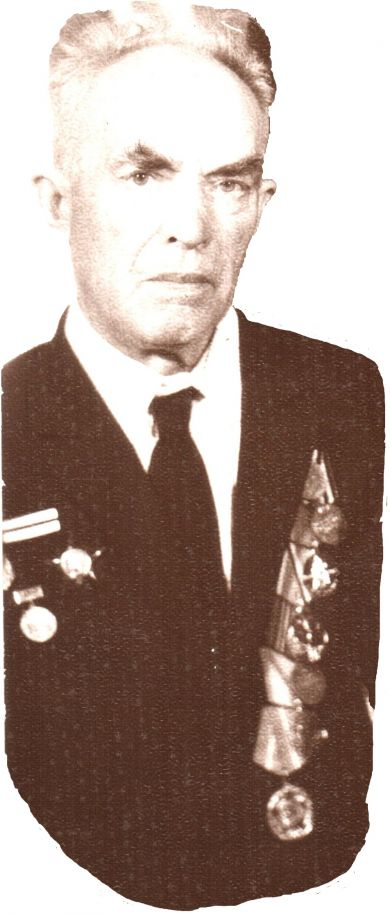 Табаков Иван Семенович