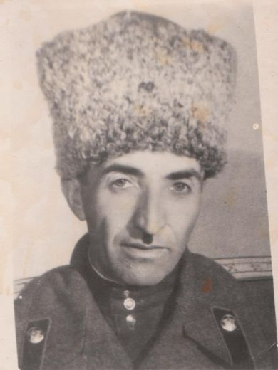 Абрамян Арташес Саакович