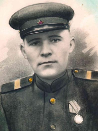 Гальцев Иван  Федорович
