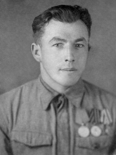 Хазов Василий Сергеевич