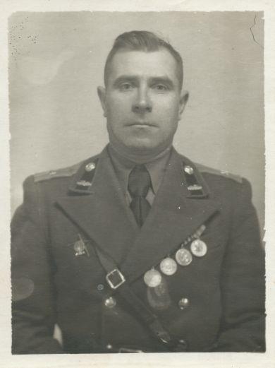 Хомяков Илья Федорович