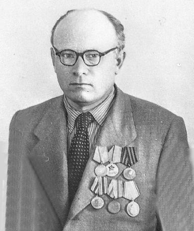 Строгов Александр Кузьмич