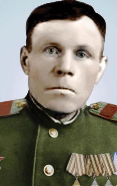 МЕЗЕНЦЕВ ИВАН МИХАИЛОВИЧ