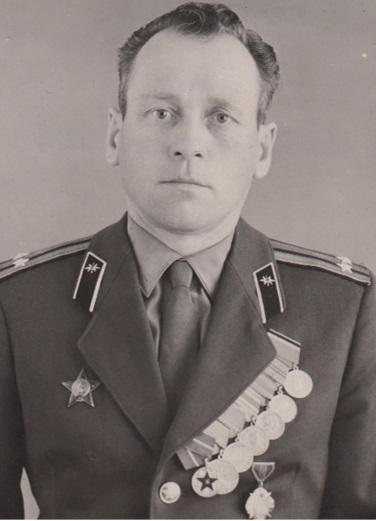 Дёмин Пётр Афанасьевич