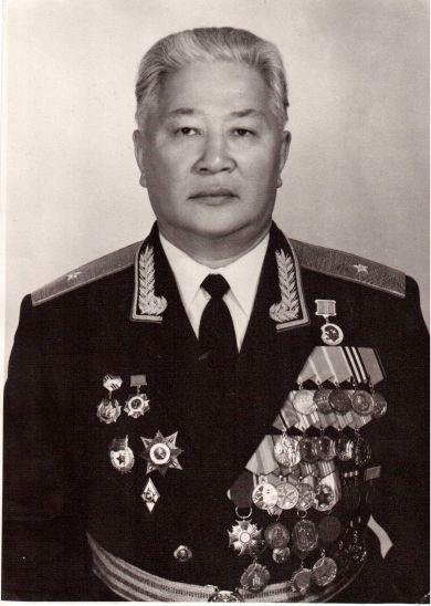 Цыденов Даба Ринчинович