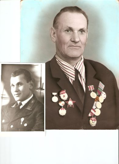 Турянский Иван Митрофанович
