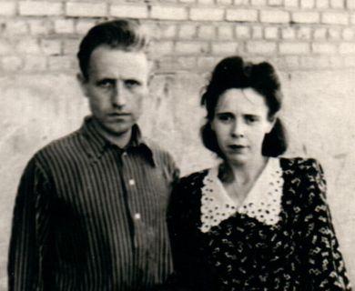 Филипповы Антон Васильевич и Анна Артёмовна