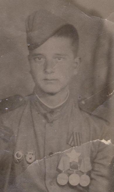 Ильин Владимир Александрович
