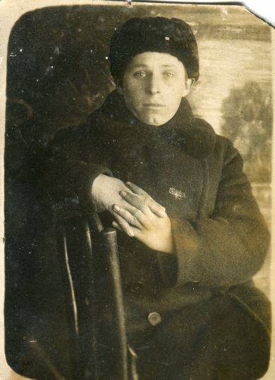 Семён Иванович Гончаров