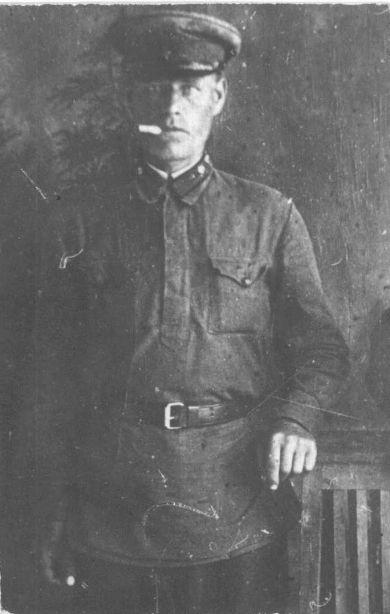 Комиссаров Иван Егорович