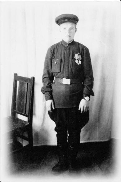 Шунин Семён Матвеевич
