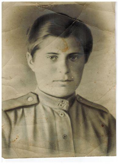 Лузгина Мария Алексеевна