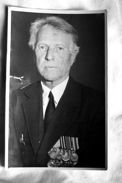 Кудашев Василий Андреевич