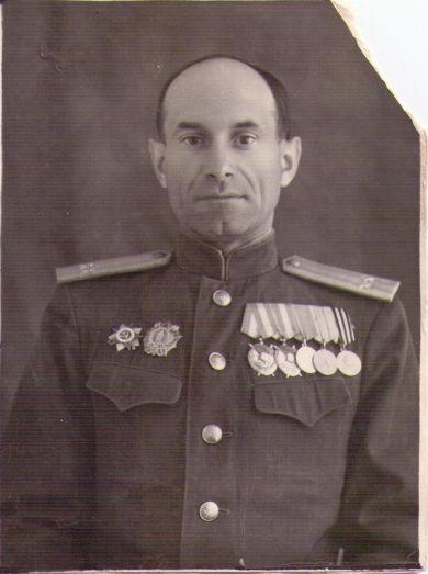 Панин Николай михайлович