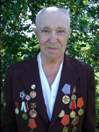 Шевцов Иван Евдокимович