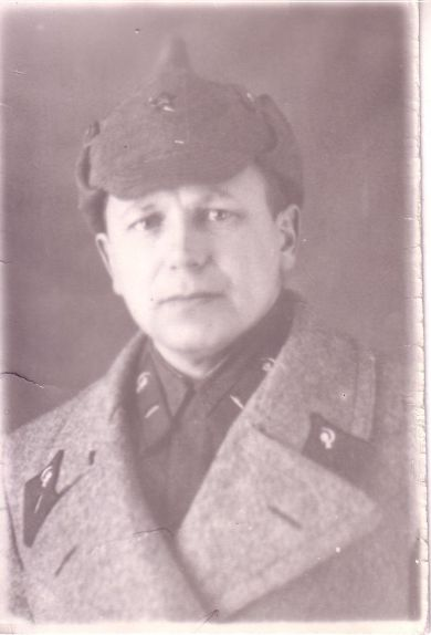 Пряхин Фёдор Семёнович