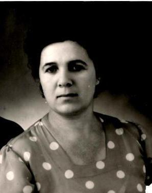 Калинина Мария Семёновна