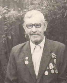 Михайлов Матвей Анистефорович