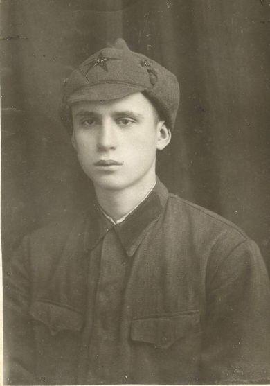 Сахаров Григорий Иванович