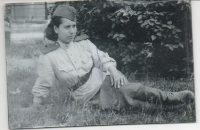 Михайлуца Мария Яковлевна