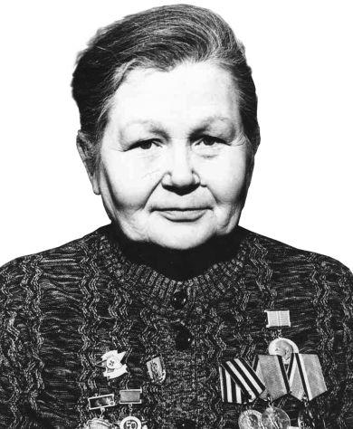 Абашкина Анна Семёновна