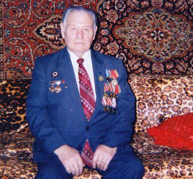Хвостов Евгений Кондратьевич
