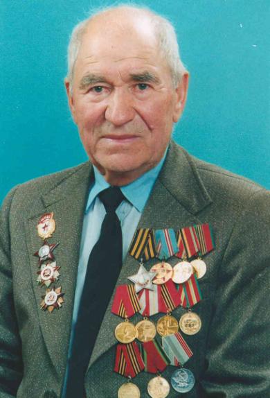 Ступин Алексей Григорьевич