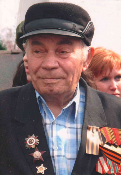 Трушков Николай Иванович