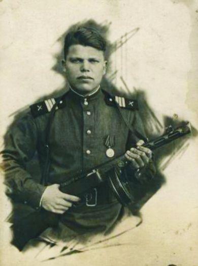Дегтярев Василий Петрович