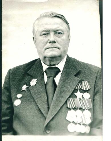 Костюков Иван Александрович