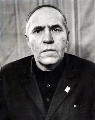 Онучин Вениамин Гаврилович