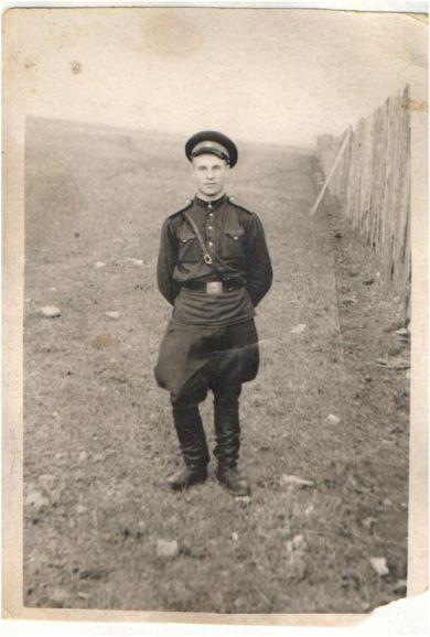 Ляшенко Степан Григорьевич