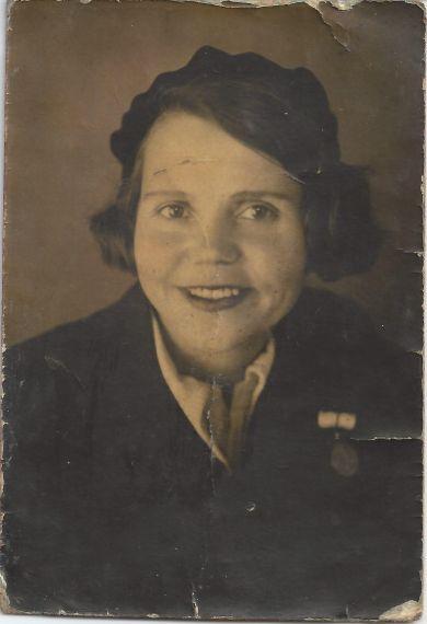 Петрова (Коробицина) Тамара Степановна