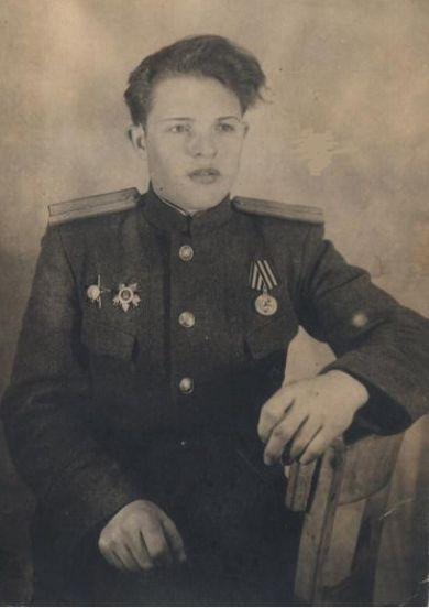 Гуренков Иван Лазаревич