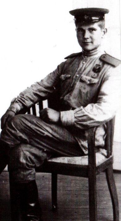 Шахматов Николай  Ефимович