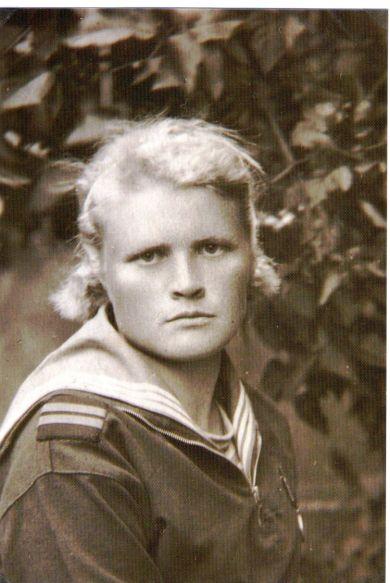 Сергеева Александра Михайловна