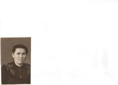 Переверзева(Коренева - по мужу) Клавдия Васильевна