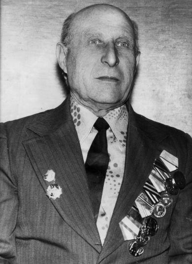 Фафин Павел Алексеевич
