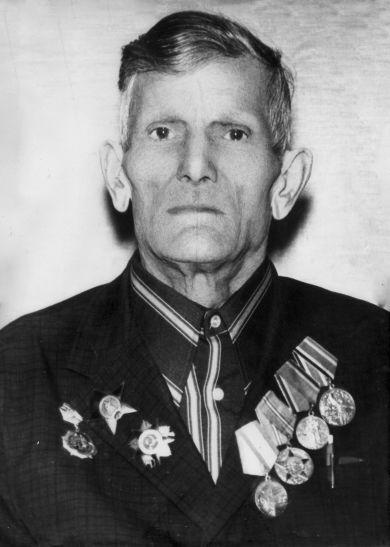 Щекин Афанасий Иосифович